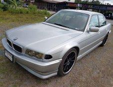 1996 BMW 730i รับประกันใช้ดี