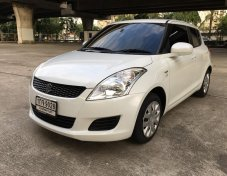2012 SUZUKI SWIFT1.25GL M/T รถสวยพร้อมใช้