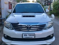 Toyota Fortuner 3.0 V A/T ปี2012