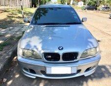 รถ BMW E46 318i ตายกแต่งชุด M รุ่นตัวท้อป สภาพสวย