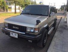 1995 Isuzu Trooper Limited suv