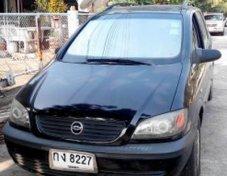 2002 Chevrolet Zafira CD 1.8