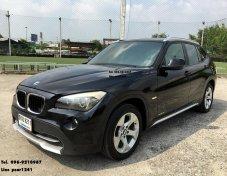 BMW X1 1.8 S DRIVE 2012(ค.ศ.2011)  เบนซิน
