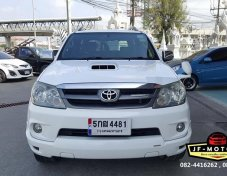 Toyota Fortuner Smart V suv 2007 AT4WD