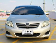 TOYOTA ALTIS 1.6G CNG ปี09AT