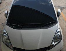 Honda JAZZ  ตัวท้อป ปี 2014 รถมือเดียวไมล์น้อยมาก