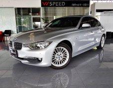 ขาย BMW 320D LUXURY โฉม F30 ปี 2013 สีเทาแบบใหม่ สวยมาก รถสภาพดีสุดๆ BSI เหลือถึง 2018 กลางปี