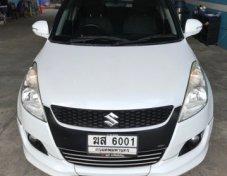 Suzuki Swift 1.2 GLX Hatchback AT ปี 2012
