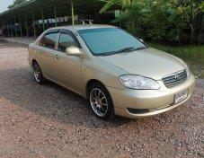 2002 Toyota Altis