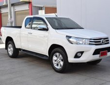 Toyota Hilux Revo 2.4 SMARTCAB (ปี 2016) Prerunner E Pickup AT