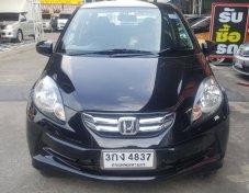 Honda brio 1.2 v 2014 สีดำ