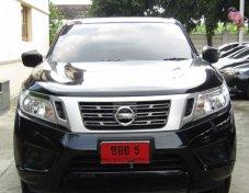 ฟรีเงินดาวน์  ฟรีประกันภัยชั้น1 วิ่งน้อย9,xxx กม.2016 Nissan NP 300 Navara 2.5 S pickup