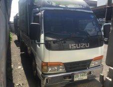 2012 ISUZU ELF NHR69E กระบะบรรทุก4ล้อ ไม่ติดเวลา   หน้าการ์ตูน   Truck
