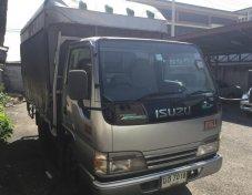 2009 ISUZU ELF รถบรรทุก 4 ล้อ NKR66E โฉม หน้าการ์ตูน  Truck