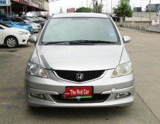ขาย 2007 Honda City ZX SV VTEC 1.5 AT Sedan เครื่องเดิม แอร์เย็นมาก