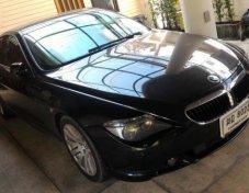 2015 BMW SERIES 6 รับประกันใช้ดี