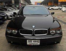 2004 BMW SERIES 7 รับประกันใช้ดี