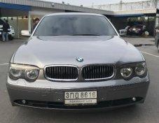 2009 BMW SERIES 7 รับประกันใช้ดี