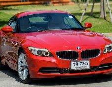 ขาย BMW Z4 LCI ปี 12 รถศูนย์ มือเดียว เกียร์ไฟฟ้า เครื่อง Twin Turbo
