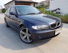 ขาย BMW 323i E46 ปี 2002 ตัวท็อปสุด 315,000 บาท