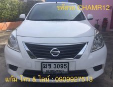 NISSAN ALMERA 1.2 E (AIRBAG) AT ปี 2012 (รหัส CHAMR12)