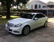 2014 Mercedes-Benz C220 CDI W204 Elegance ไมล์ 22000 km.