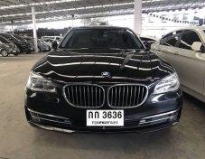 BMW SERIES 7 2016 สภาพดี