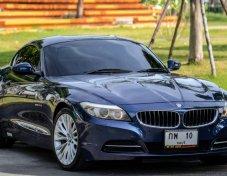 ขาย BMW Z4 ปี 09 รถศูนย์ มือเดียว ใช้น้อย สีนำเงิน ภายในแดง สวยจัด
