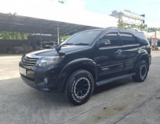 2012 TOYOTA Fortuner รับประกันใช้ดี