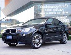 BMW X4 xDrive20i M Sport 2017 รถศูนย์ วิ่งน้อยมาก