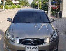 ขาย รถ Honda Accord โฉม Gen 8 สีทอง (ร่ำรวย เฮง เฮง) เครื่อง 2000 I-VTEC สภาพสวย สีใหม่ มือเดียว ผู้หญิงขับ