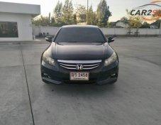 Honda Accord 2.4EL Navigator ปี2011 สีดำ รุ่นท๊อป