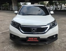 2014 Honda CR-V  2.0 E AT รถสวยมือเดียว
