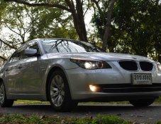 2009 BMW SERIES5 520DSE Lci E60 สภาพสมบูรณ์มาก รถสวยเดิมสนิท ไม่เคยแต่ง
