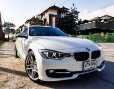 Sale BMW 320D diesel sport ปี14 ตัวพิเศษแต่งเพิ่ม