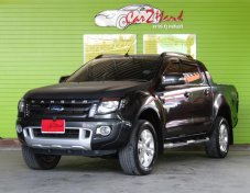 2014 FORD WILDTRAK 3.2 4DR 4WD AT