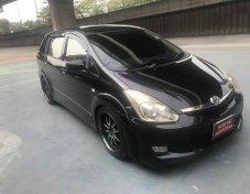 2007 toyota wish 2.0 Q Ltd สีดำ รถสวยสภาพพร้อมใช้งาน