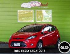 ปี 2012 FORD FIESTA 1.5S AT