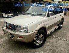 ฟรีดาวน์ฟรีประกัน MITSUBISHI G-WAGON 2.8 GLS 4WD AT ปี 2002 (รหัส 2B5-62)