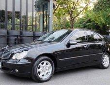 Mercedes-Benz C180 (w203) ปี2002