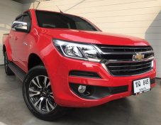 2017 Chevrolet Colorado 2.5 Crew Cab (ปี 11-16) LTZ Z71 Pickup MT