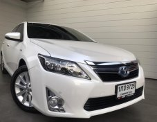 2013 Toyota Camry 2.5 NAVI (ปี 12-16) Hybrid Sedan AT
