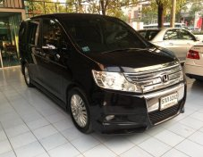 Honda STEPWGN ปี 2012 2.0JP สีดำ