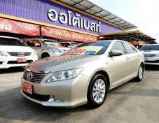 TOYOTA CAMRY 2.0 G ATปี 2012