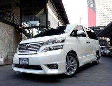 Toyota VELLFIRE Z Platinum ปี 2012