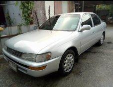 1993 Toyota COROLLA GLi sedan