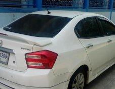 Honda CITY V+ 2013 sedan