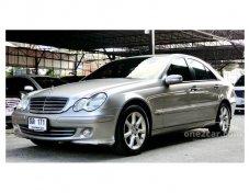 2004 Mercedes-Benz C180 Elegance sedan