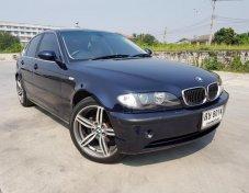 ขาย BMW 323i E46 ปี 2002 ตัวท็อป 295,000 บาท