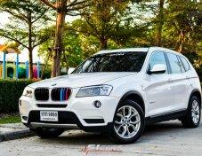 BMW X3 xDrive20d Highline Top สุด สีขาว Y2014